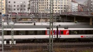 ラッシュ電車(62-55)
