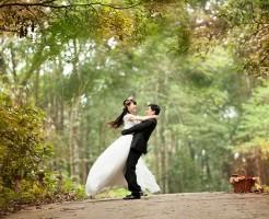 外国結婚式